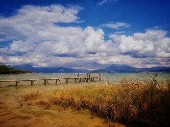 Bild mit Berge, Italien, Gardasee