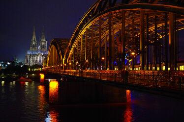 Bild mit Städte, Brücke, Köln, Rhein, kölner dom