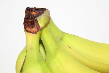 Bild mit Gelb,Natur,Pflanzen,Früchte,Lebensmittel,Bananen,Frucht,Banane,Musa,Paradiesfeigen,Obstbanane,Obst,Dessertbananen,gelbe Banane