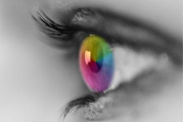 colours eye