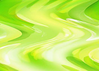 Bild mit Farben, Grün, Abstrakt, Abstrakte Kunst, lounge