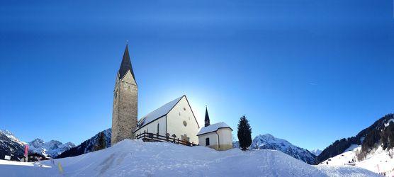 Klein Walsertag Panorama