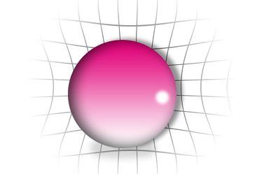 Magic Ball Magenta