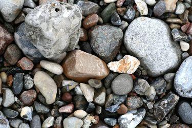 Bild mit Ostsee,Steine