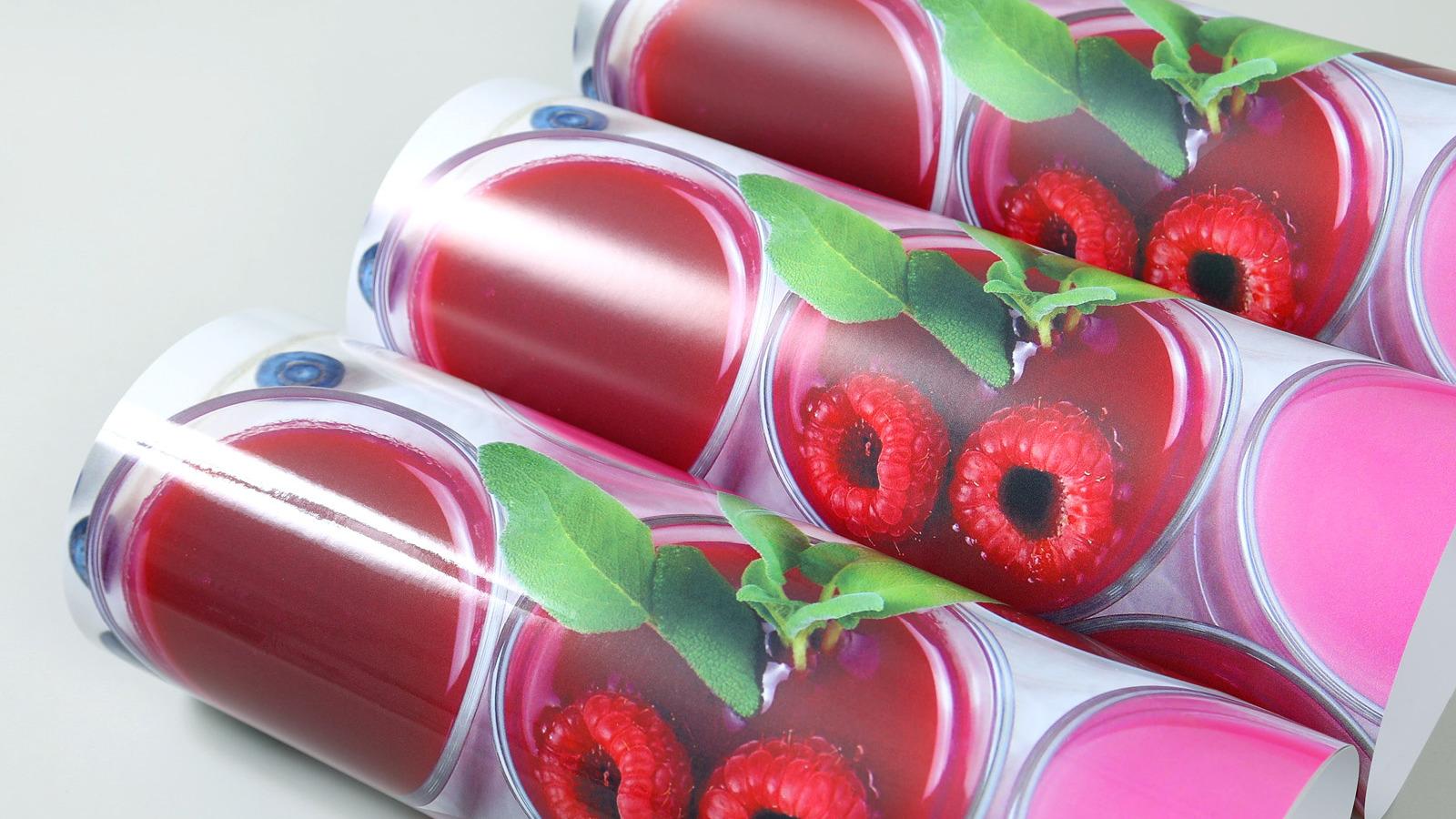 Wandklebefolie selbst gestalten mit UV-Schutz in Matt oder Glanz
